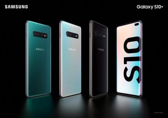 Przedsprzedaż Samsung Galaxy S10 rekord sprzedaży względem S9 opinie gdzie kupić najtaniej w Polsce cena specyfikacja techniczna