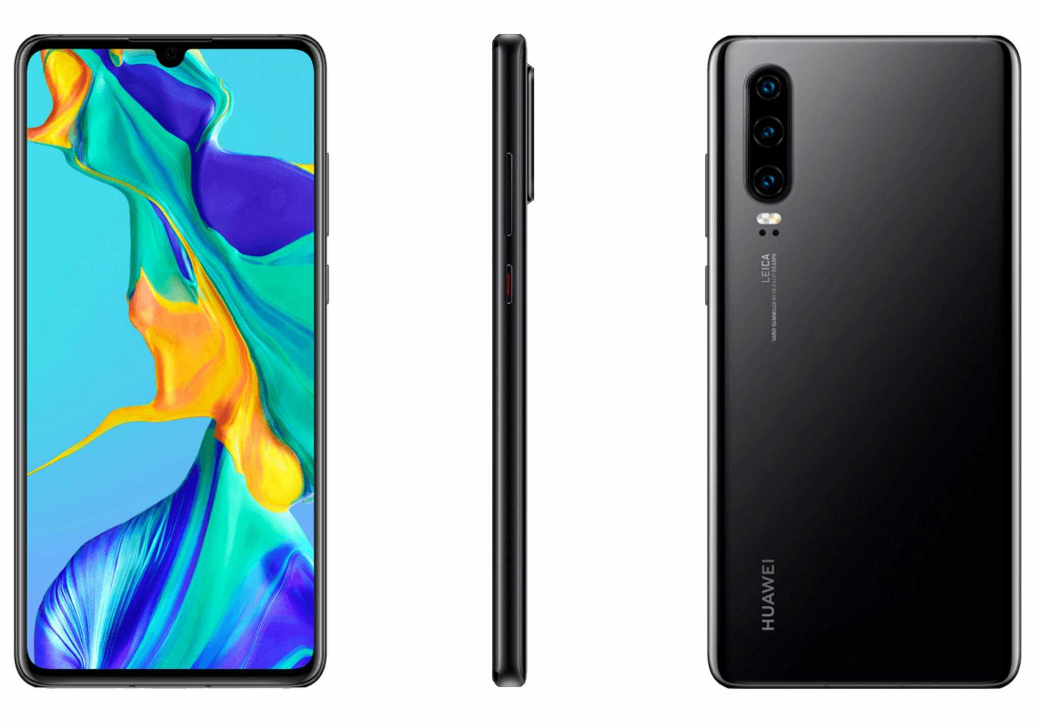 Huawei P30 Pro cena kiedy premiera dane techniczne specyfikacja techniczna gdzie kupić najtaniej w Polsce opinie specyfikacja plotki rendery