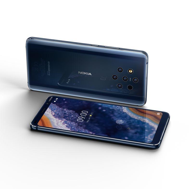 Nokia 9 PureView polska przedsprzedaż cena opinie gdzie kupić najtaniej w Polsce specyfikacja techniczna gratis słuchawki BH-705