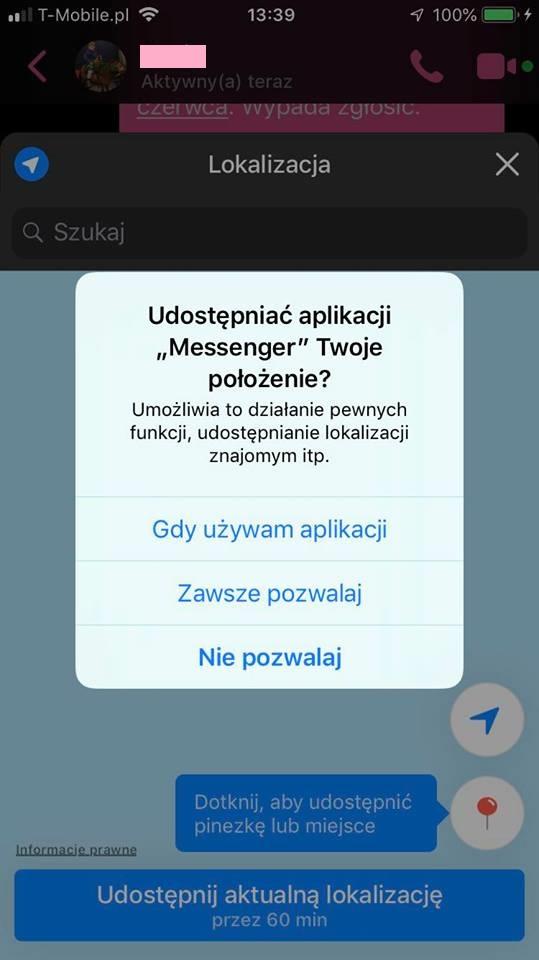 Nowy Meesenger najciekawsze triki sztuczki ukryte funkcje opcje Facebook jak odblokować tryb ciemny