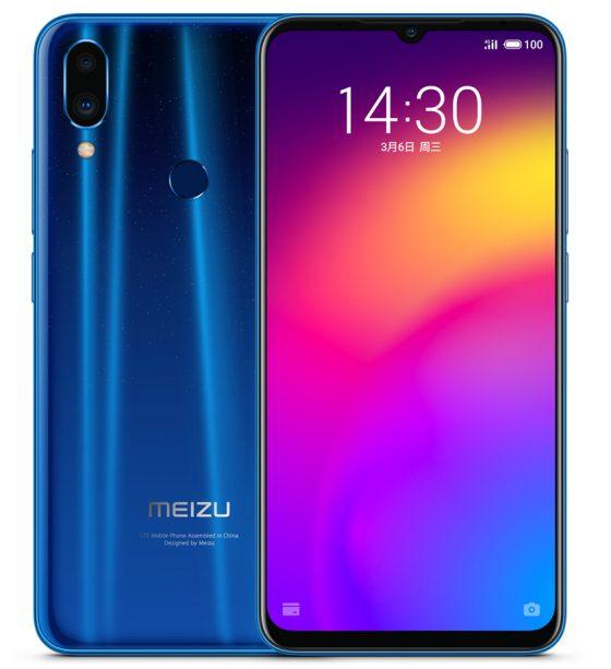 Meizu Note 9 cena premiera gdzie kupić najtaniej w Polsce opinie specyfikacja techniczna Redmi Note 7