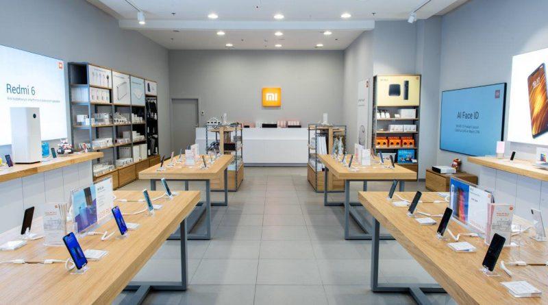 Salon Mi Store sklep Xiaomi centrum Riviera Mi Store promocje kiedy otwarcie