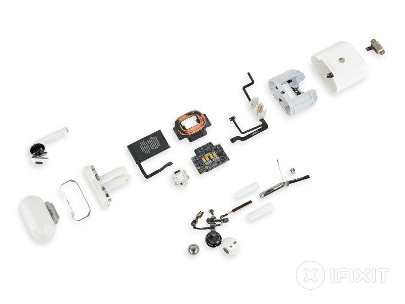 Apple nowe AirPods 2 cena naprawa iFixit gdzie kupić najtaniej w Polsce opinie