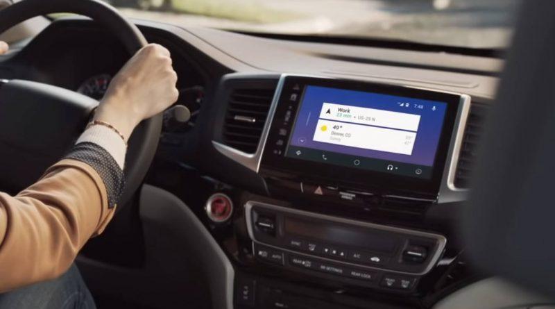 nowe Android Auto Google aktualizacja szerokie ekrany Samsung Music