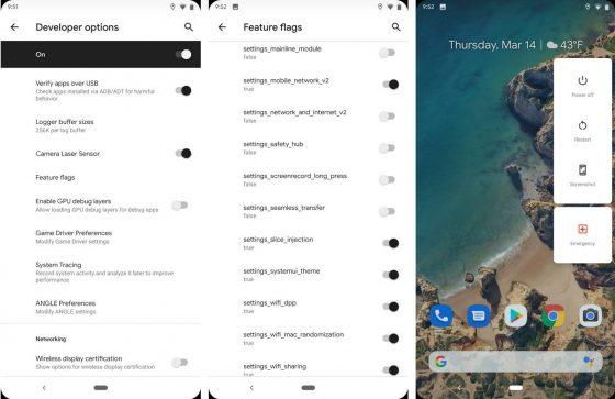 Android Q beta nagrywanie ekranu screen recorder jak to włączyć