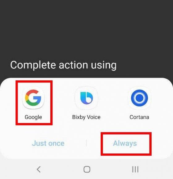 Asystent Google klawisz Bixby jak to włączyć zrobić na Samsung Galaxy S9 S8 Note 9 8