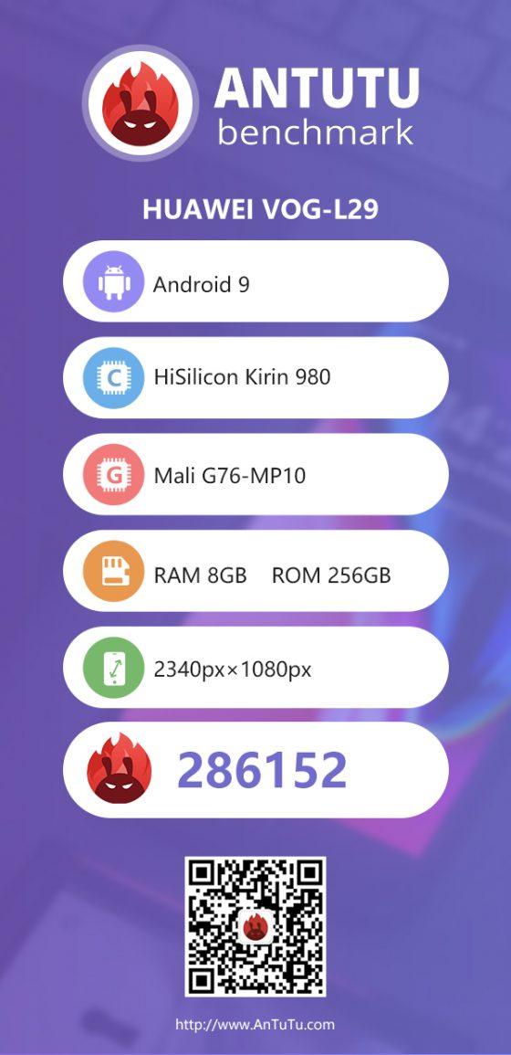 Huawei P30 Pro AnTuTu benchmarki kiedy premiera cena opinie gdzie kupić najtaniej w Polsce specyfikacja techniczna