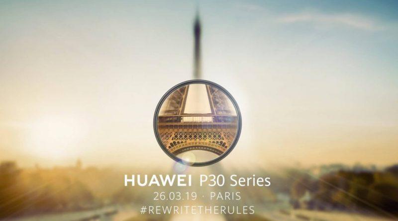 Konferencja Huawei P30 Pro live stream gdzie oglądać na żywo w Paryżu specyfikacja techniczna opinie kiedy przedsprzedaż gdzie kupić najtaniej w Polsce