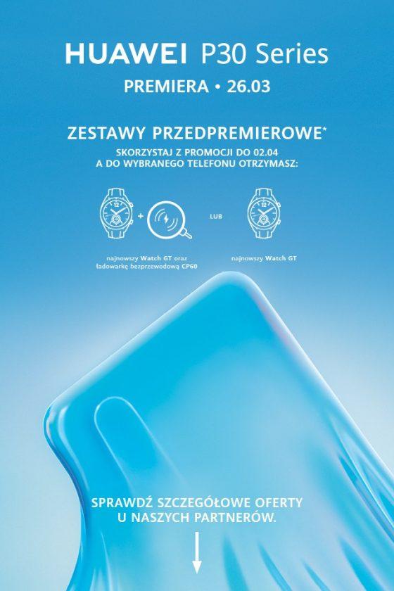 Przedsprzedaż Huawei P30 Pro jakie prezenty gratisy bonusy Galaxy S10 opinie cena kiedy premiera gdzie kupić najtaniej w Polsce