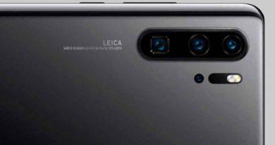 Huawei P30 Pro na krótkim wideo. Film pokazuje czytnik linii papilarnych na ekranie