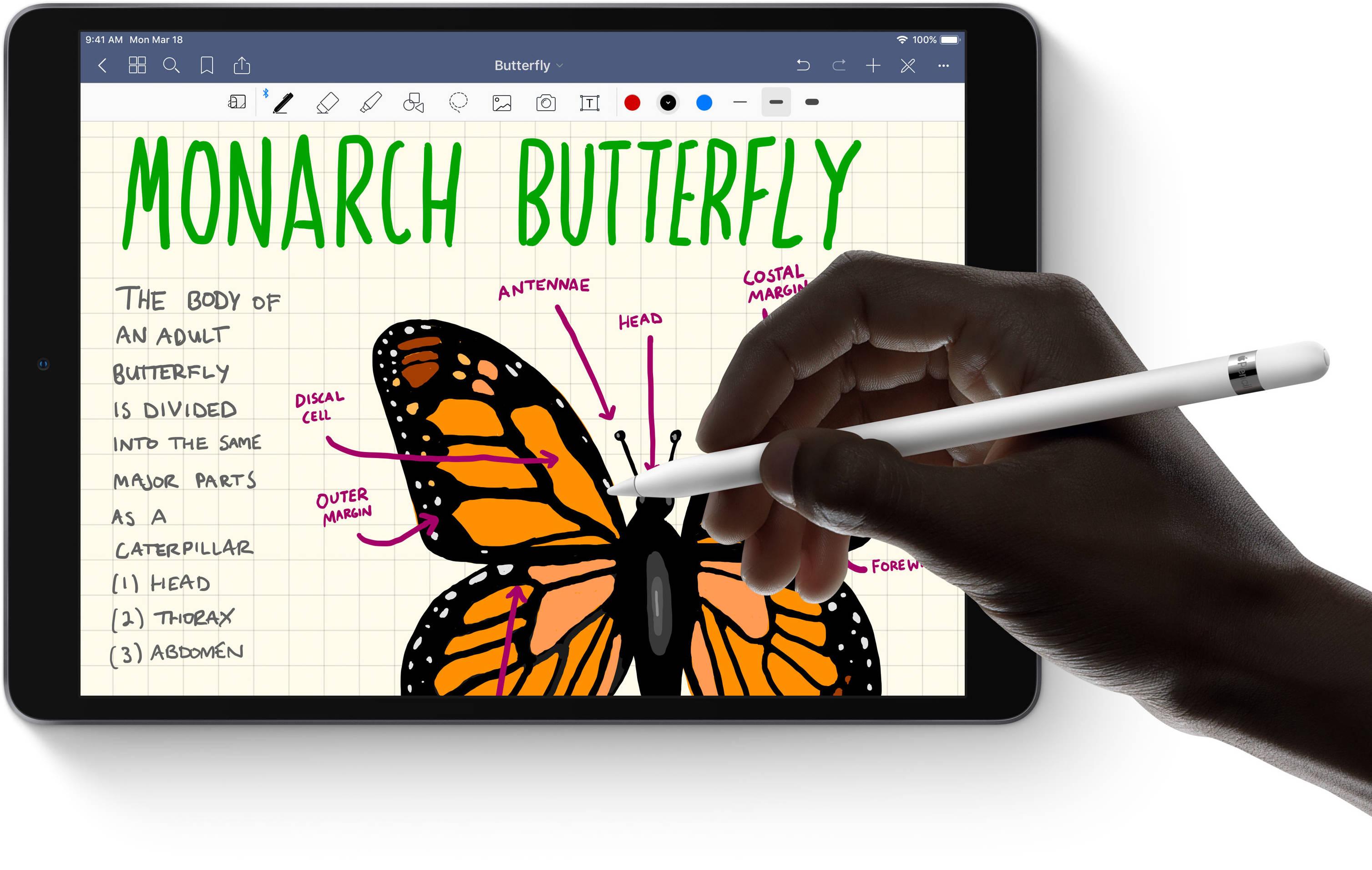 iPad Air 2019 cena gdzie kupić najtaniej w Polsce opinie specyfikacja techniczna Apple Pencil