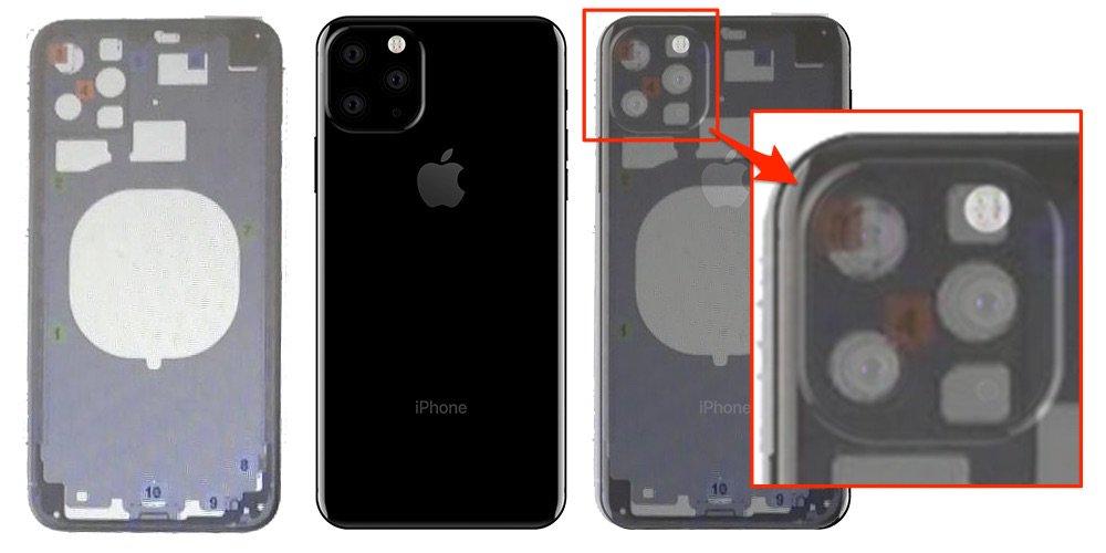Apple iPhone 2019 dziwny aparat potrójny kiedy premiera plotki przecieki cena gdzie kupić najtaniej w Polsce