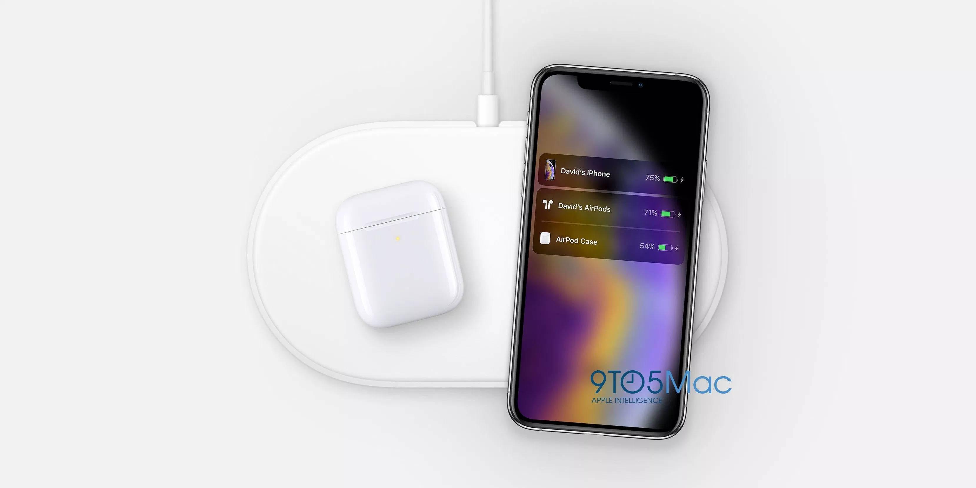 Apple AirPower nowe AirPods 2 iPhone XS cena kiedy premiera opinie gdzie kupić najtaniej w Polsce specyfikacja funkcje plotki przecieki