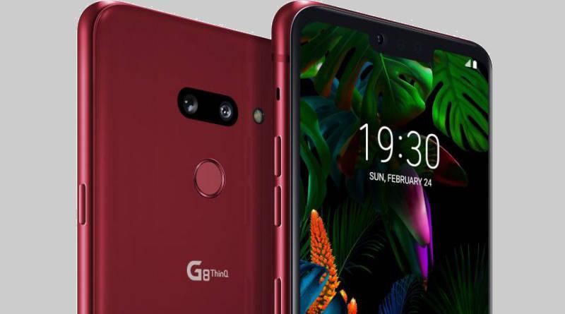 LG G8 ThinQ cena kiedy przedsprzedaż opinie gdzie kupić najtaniej w Polsce specyfikacja techniczna