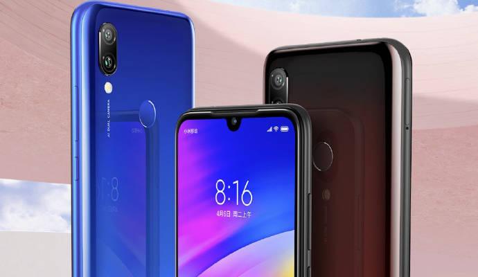 Xiaomi Redmi 7 cena kiedy premiera opakowania Lu Weibing specyfikacja techniczna opinie gdzie kupić najtaniej w Polsce