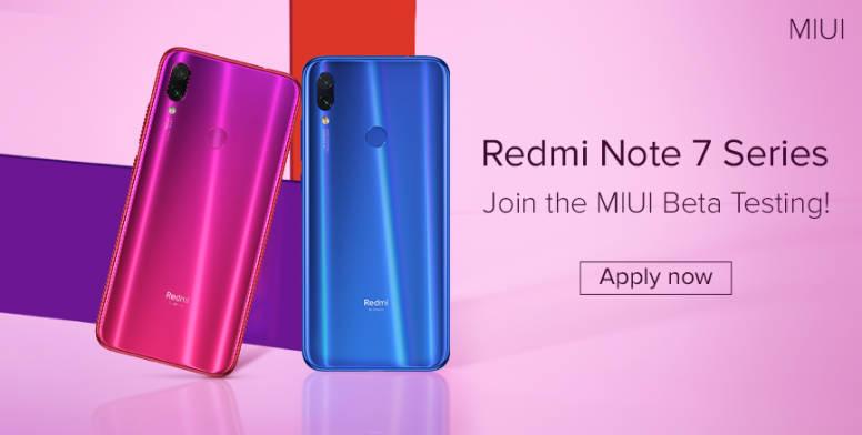 Xiaomi Redmi Note 7 Pro jak się zapisać do MIUI 10 beta opinie