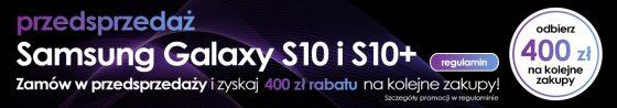 Samsung Galaxy S10 przedsprzedaż gdzie kupić najtaniej w Polsce promocja cena