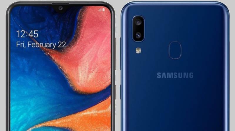 Samsung Galaxy A20 cena premiera opinie specyfikacja techniczna gdzie kupć najtaniej w Polsce