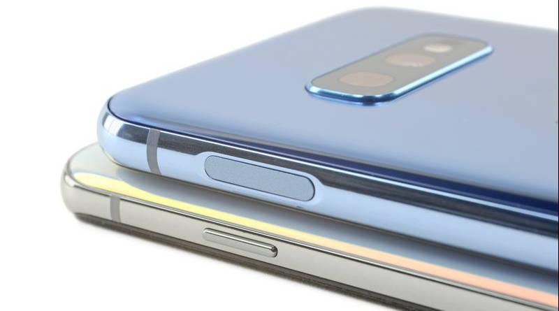 Samsung Galaxy S10 iFixit rozbiórka specyfikacja techniczna naprawa gdzie kupić najtaniej w Polsce cena opinie