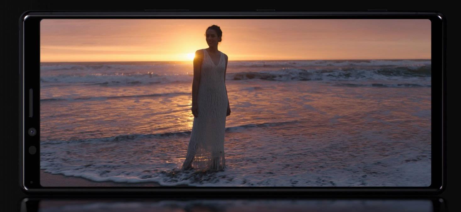 Spny Xperia 1 cena opinie specyfikacja techniczna dane techniczne ekran 4K UHD jakość gdzie kupić najtaniej w Polsce kiedy w sprzedaży