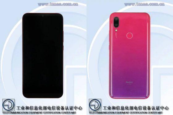 Xiaomi Redmi 7 cena specyfikacja techniczna opinie TENAA kiedy premiera gdzie kupić najtaniej w Polsce