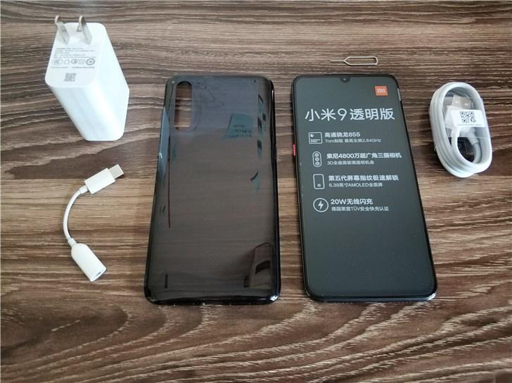 Xiaomi Mi 9 Transparent Edition ładowarka cena opinie specyfikacja techniczna gdzie kupić najtaniej w Polsce