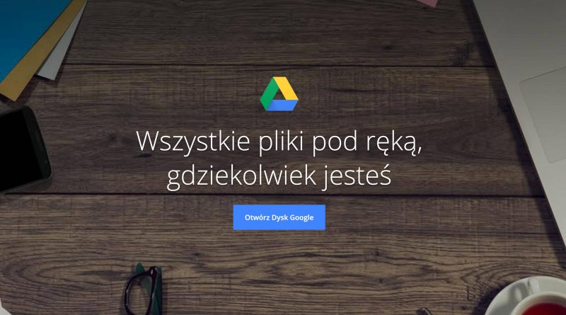 Dysk Google Drive Android dark mode ciemny motyw
