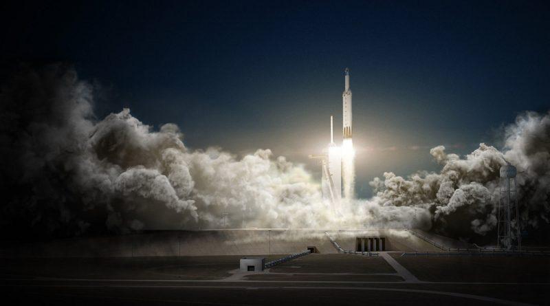 SpaceX Falcon Heavy kiedy drugi lo start gdzie oglądać live stream