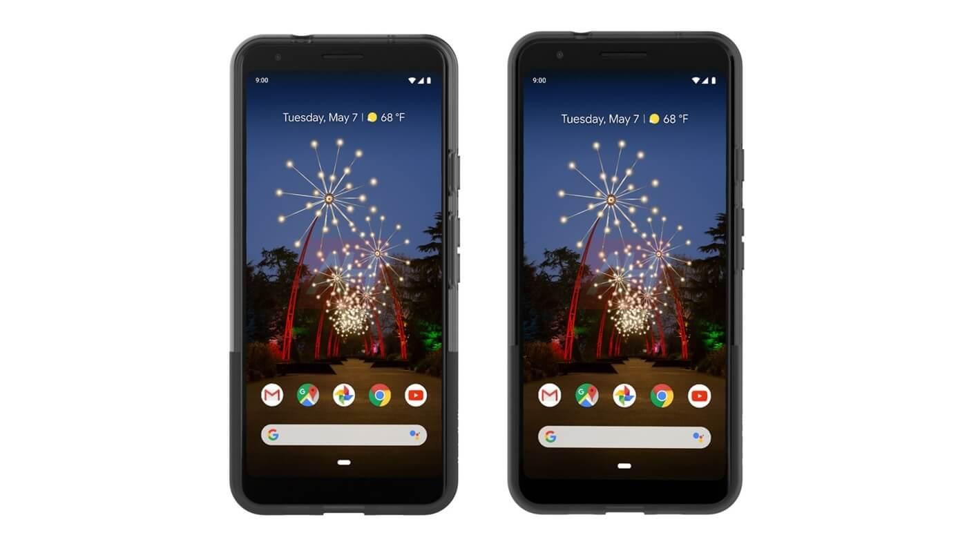 Google Pixel 3a XL rendery obudowy Spgen kiedy premiera cena opinie gdzie kupić najtaniej w Polsce specyfikacja techniczna