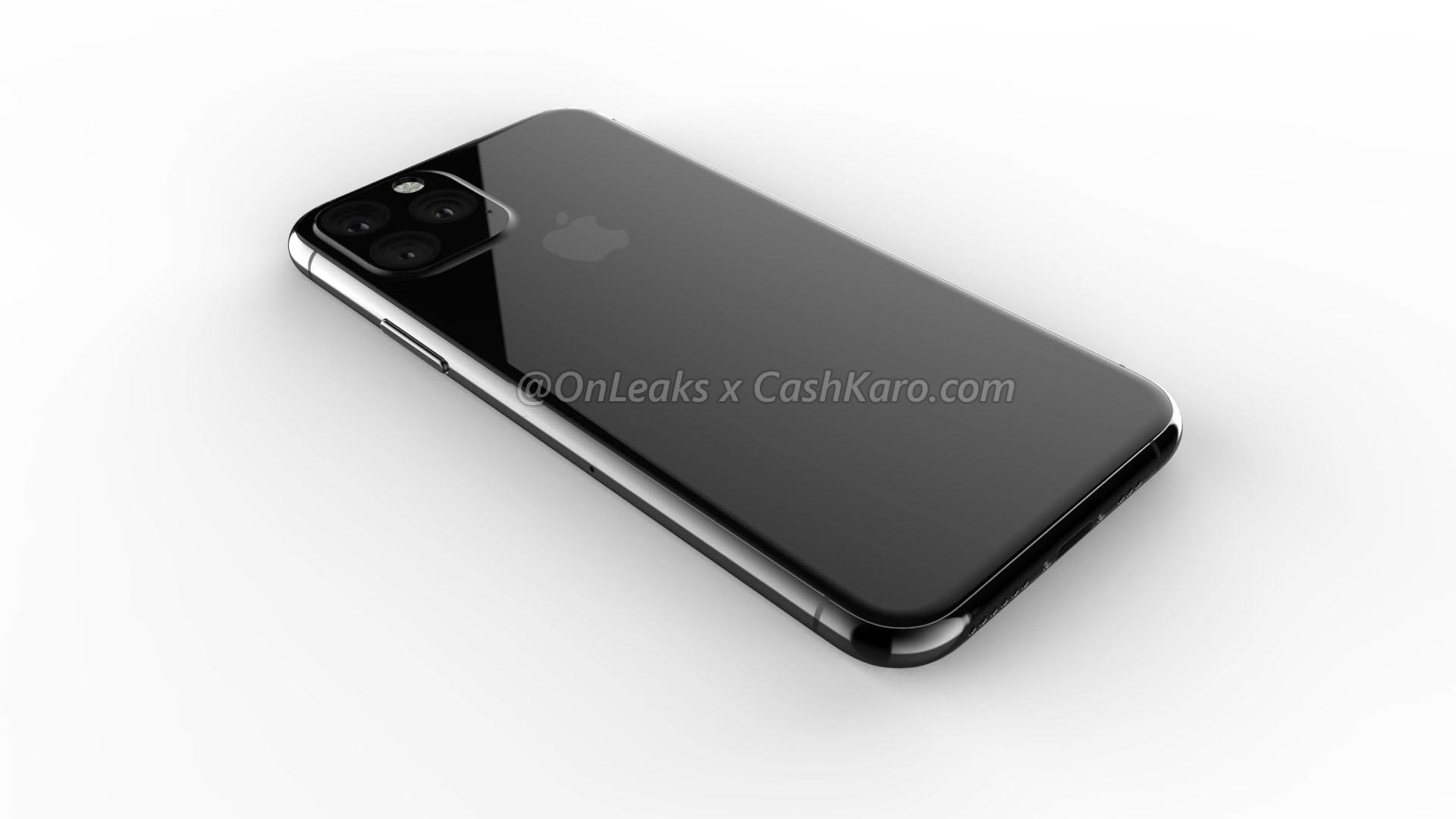 Apple iPhone 2019 11 XI Xs rendery Onleaks kiedy premiera przecieki plotki