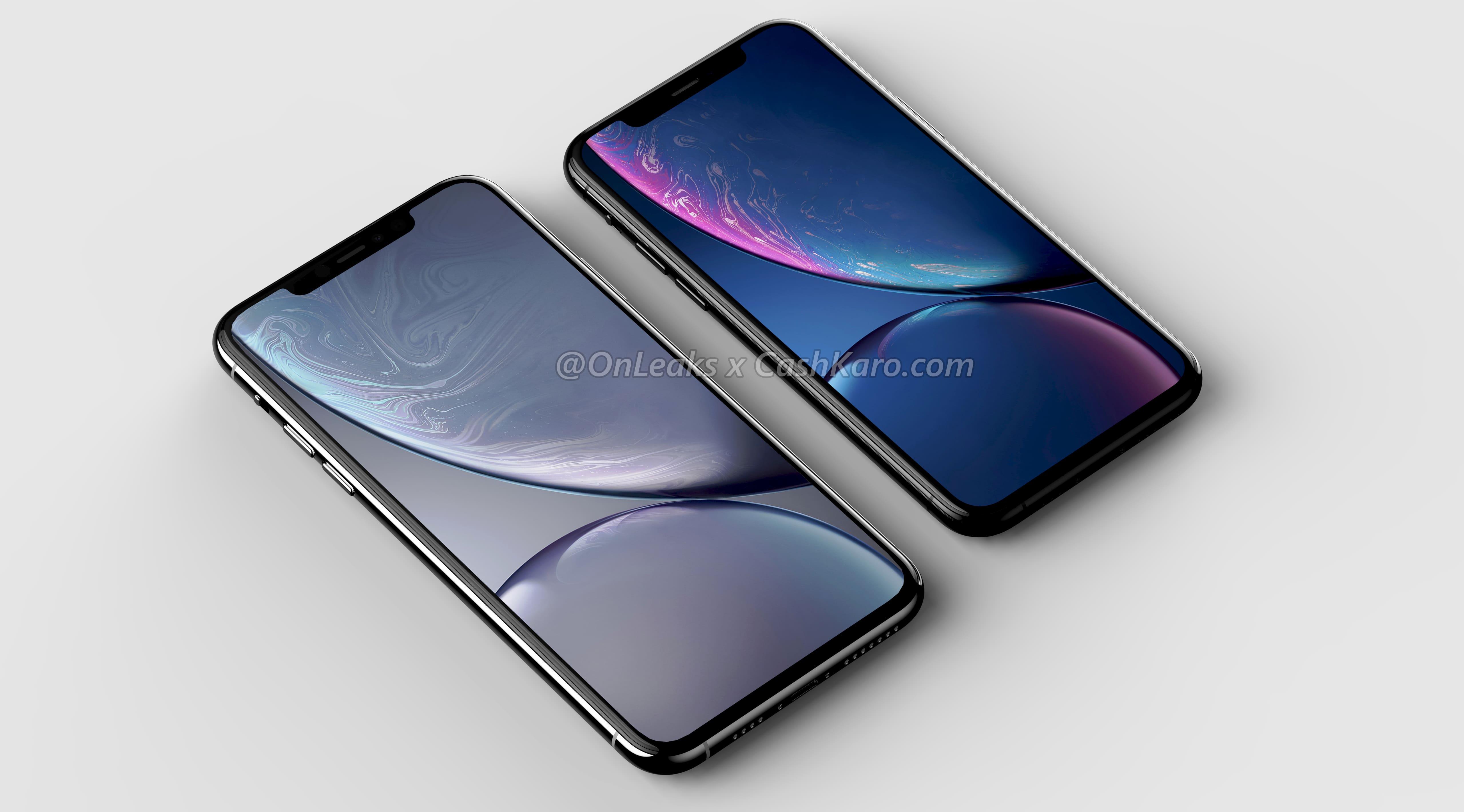 Apple iPhone 2019 Max rendery Onleaks plotki przecieki kiedy premiera