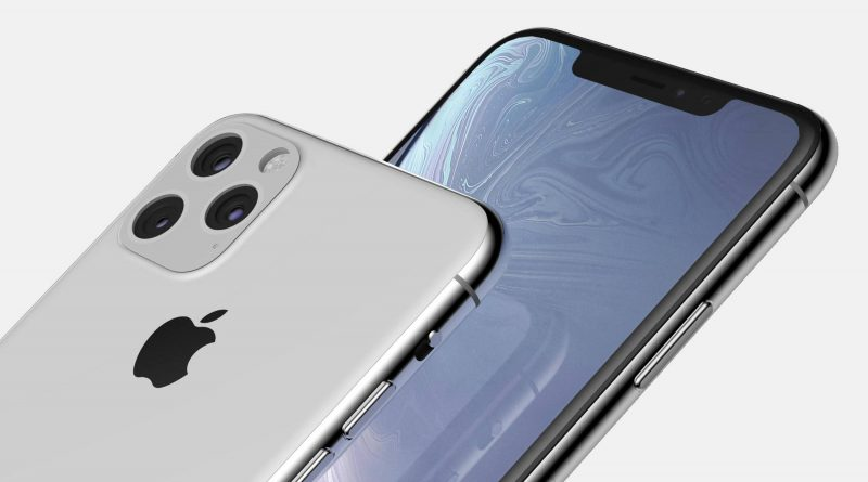 Apple iPhone 2019 Max rendery Onleaks plotki przecieki kiedy premiera miejsce na dane tryb nocny iOS 13 ToF wycieki obiektywy LG Innotek