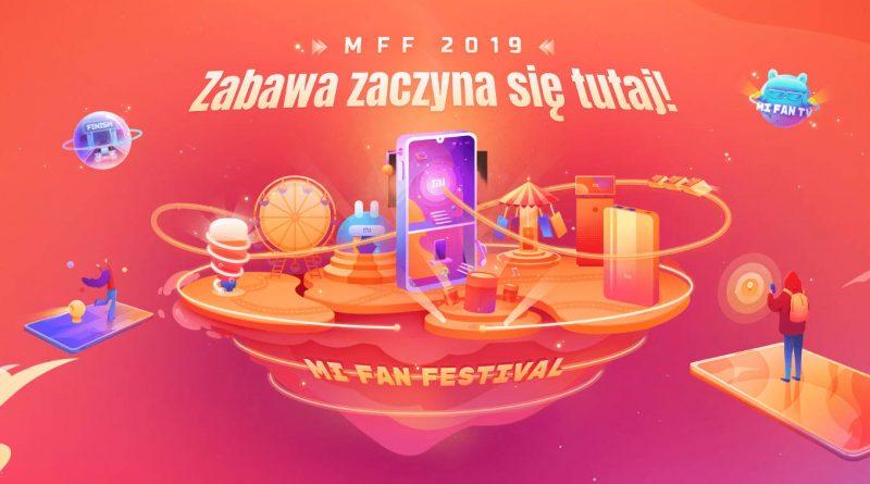 Xiaomi Mi Fan Festival 2019 jakie smartfony produkty promocje gdzie kupić najtaniej w Polsce