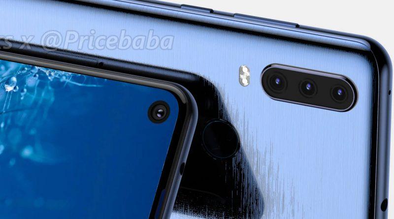 Motorola P40 Power Moto G8 rendery kiedy premiera specyfikacja techniczna plotki przecieki