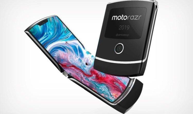 Motorola Razr 2019 składany smartfon cena kiedy premiera specydikacja techniczna plotki przecieki rendery Samsung Galaxy Fold