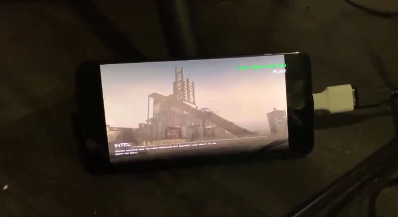 OnePlus 6T Windows 10 Call of Duty Modern Warfare 2