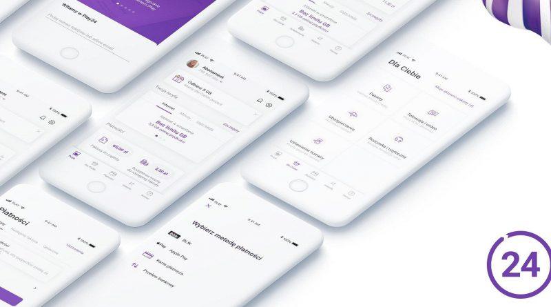 Play24 6.0 aktualizacja aplikacja doładowywanie konta Apple Pay Google Pay BLIK