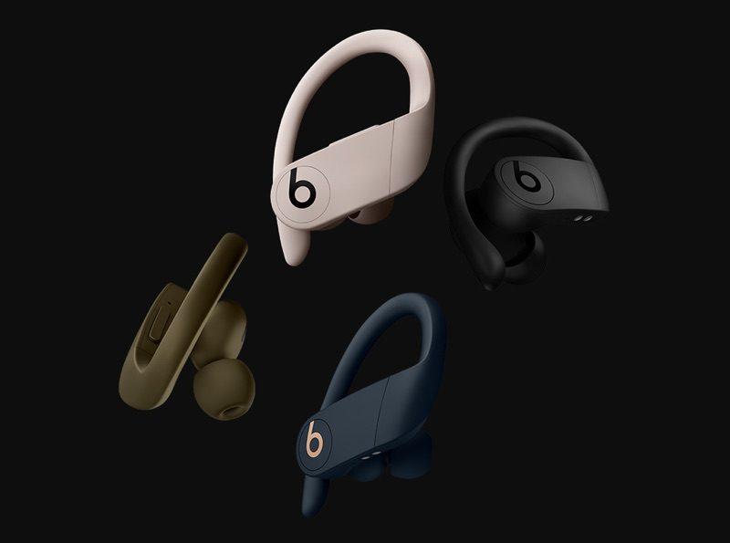 Powerbeats Pro cena Apple AirPods 2 Beats słuchawki bezprzewodowe gdzie kupić najtaniej w Polsce opinie