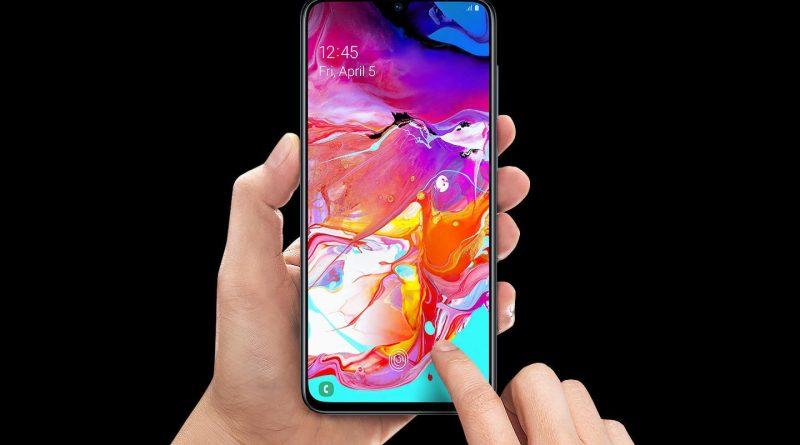Samsung Galaxy A70 cena premiera specyfikacja techniczna opinie gdzie kupić najtaniej w Polsce Galaxy S10