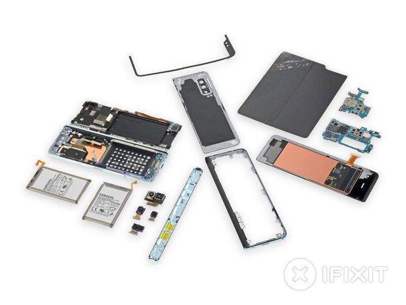 Samsung Galaxy Fold ifixit kiedy premiera składany smartfon opinie