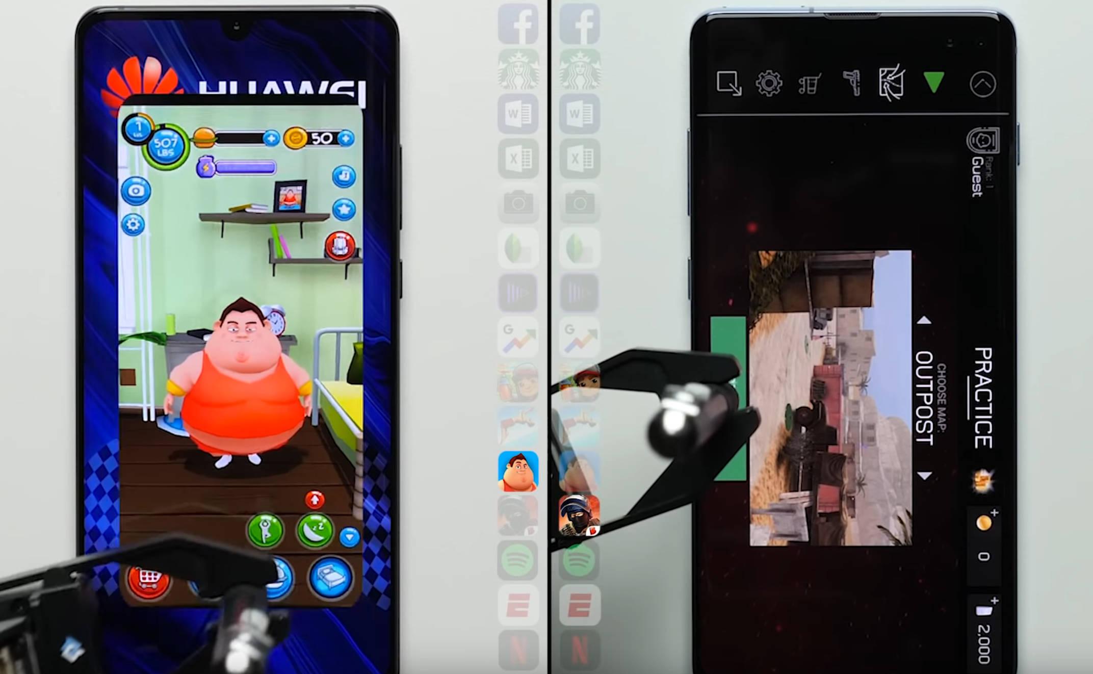 Samsung Galaxy S10 vs Huawei P30 Pro test prędkości który lepszy co wybrać opinie gdzie kupić najtaniej w Polsce