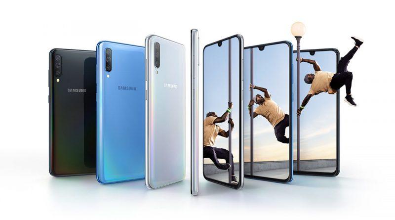 Samsung Galaxy A70 cena premiera specyfikacja techniczna opinie gdzie kupić najtaniej w Polsce Galaxy S10 Xiaomi Redmi S3