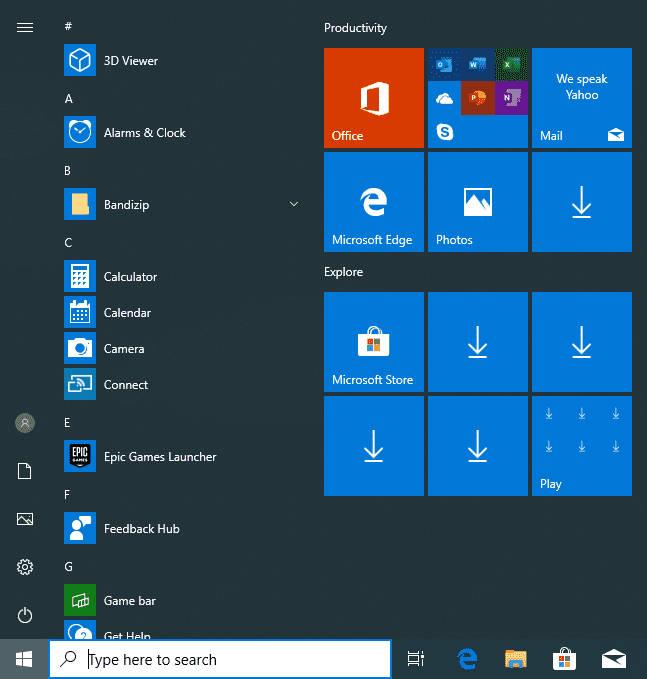 Windows 10 May 2019 Update aktualizacja 1903 kiedy premiera bloatware Microsoft Candy Crush Saga niechciane aplikacje