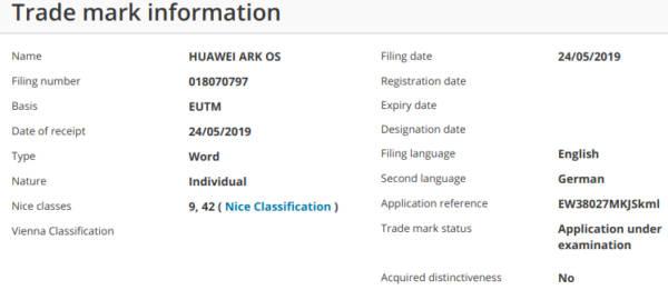Huawei ARK OS HongMeng kiedy premiera co dalej smartfony
