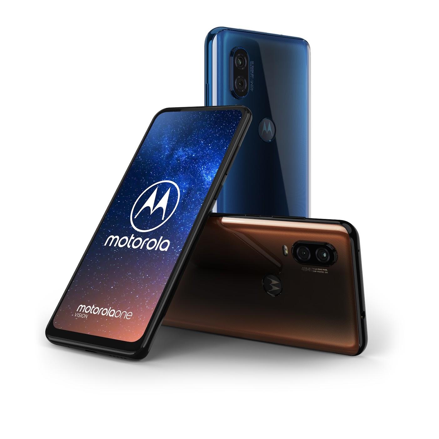 Motorola One Vision cena premiera specyfikacja techniczna opinie gdzie kupić najtaniej w Polsce Sony Xperia 1