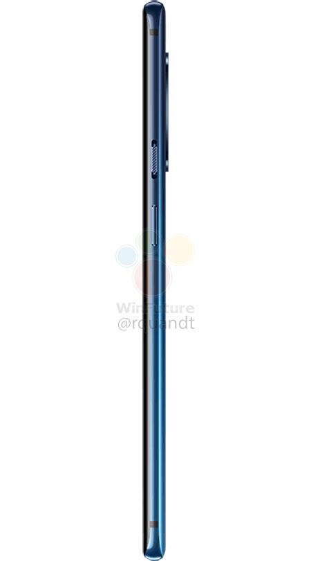 OnePlus 7 Pro oficjalne rendery Nebula Blue cena kiedy premiera plotki przecieki specyfikacja techniczna
