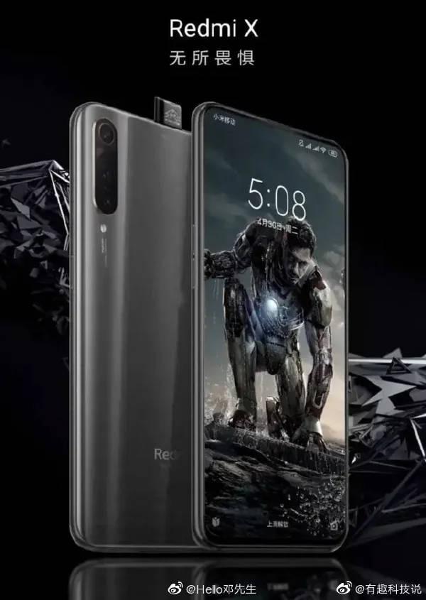 Xiaomi flagowiec Redmi K20 Pro cena kiedy premiera plotki przecieki specyfikacja techniczna Pocophone F2 Lu Weibing