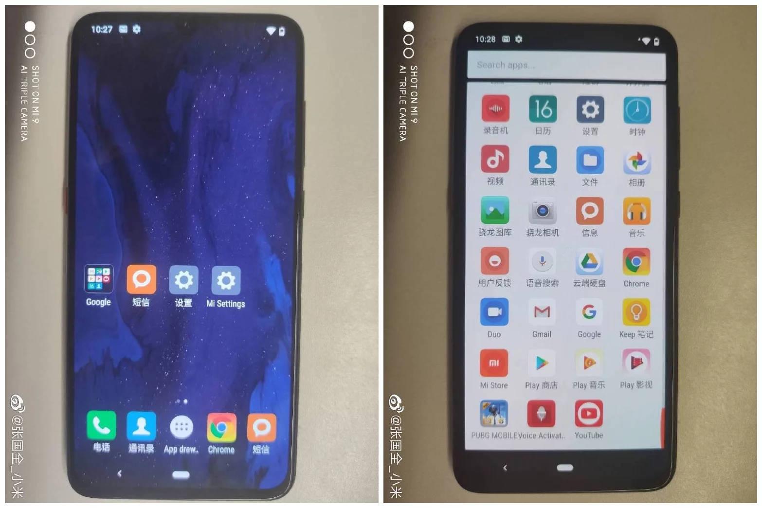 Xiaomi Mi 9 Mix 3 5G Android 10 beta co nie działa opinie