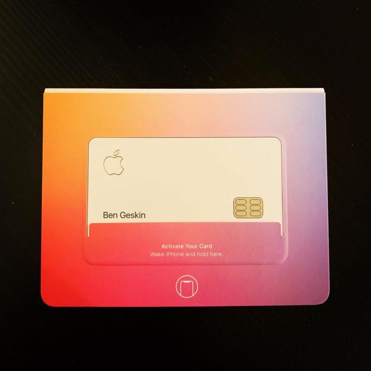 Karta płatnicza Apple Card parowanie iPhone AirPods kiedy premiera opinie iOS 12.4