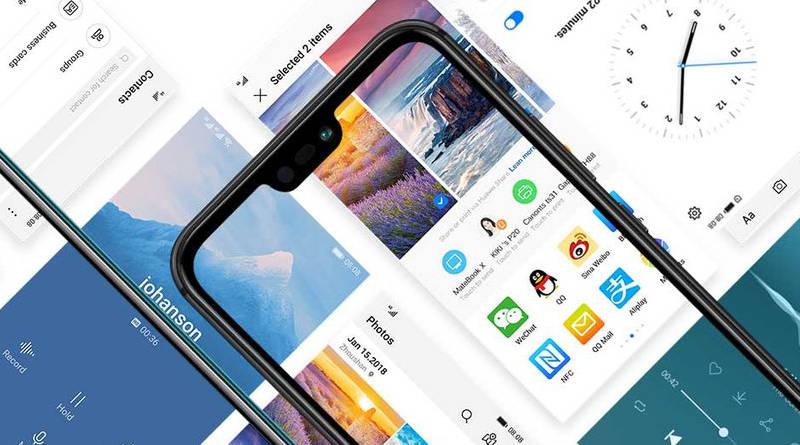 EMUI 10.0 Huawei Honor Android 10